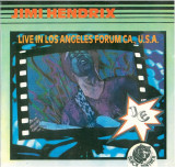 Jimi Hendrix - April 26 1969 Live In Los Angeles Forum CA, USA (Vinyl)