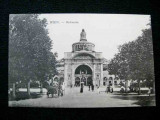 Wien Rotunde, carte postala