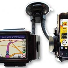 Suport auto pentru telefon dublu pentru telefon si GPS Streetwize Kft Auto