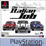 Joc PS1 The Italian Job - Platinum