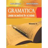 Gramatica limbii romane in scheme - Volumul 2 | Dumitru Ticleanu, Maria Ticleanu
