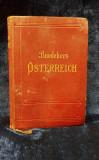 OSTERREICH, HANDBUCH FUR REISENDE von KARL BAEDEKER - LEIPZIG, 1926