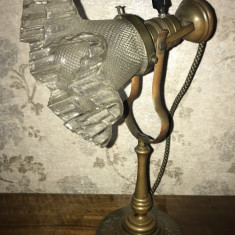 1511at Lampa veche Art Nouveau - Franța.