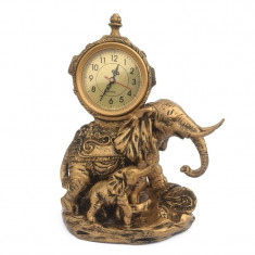 Elefanti cu ceas 24x31 cm