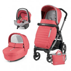 Carucior 3 in 1 Peg Perego Book 51 Titania Breeze Coral