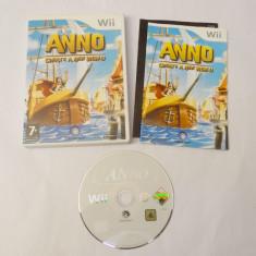 Joc Nintendo Wii - Anno Create a New World