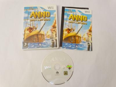 Joc Nintendo Wii - Anno Create a New World foto