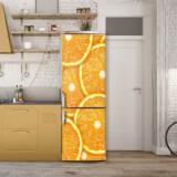 Sticker Tapet Autoadeziv pentru frigider, 210 x 90 cm, KM-FRIDGE-06