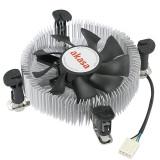 Cumpara ieftin Cooler Akasa Slim, LGA115X, LGA775, 4-pin, baza curpu
