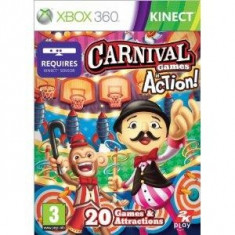 Carnival Games In Action XB360
