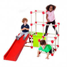 Spatiu de joaca Climb n' Slide Everest Lil' Monkey, 150 x 120 x 80 cm