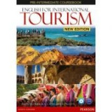English for International Tourism Pre-Intermediate Student Book with DVD - Iwonna Dubicka
