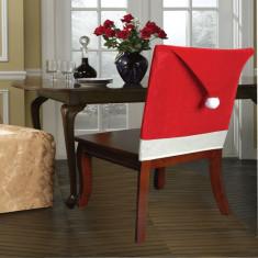Husa scaun decor Craciun