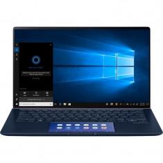 Ultrabook ASUS UX434FLC, 14 FHD, Intel Core i7-10510U, 16GB, 512GB SSD, GeForce MX250, Windows 10, Royal Blue