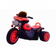Motocicleta electrica pentru copii 6V Rosu