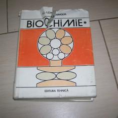 BIOCHIMIE A.L. LEHNINGER VOL,1