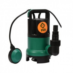 Pompa submersibila pentru apa murdara, Flo 79771, 10000 L/h, 6.5 m, putere 400 W