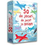 Editura DPH, 50 de jocuri de jucat in avion