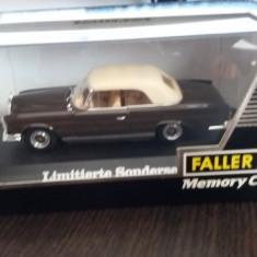 macheta mercedes benz w111 220se coupe 1961-1965 - faller, 1/43, ed. limitata.