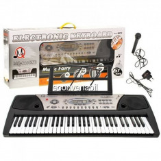Orga electronica 61 de clape USB MP3 MQ810USB