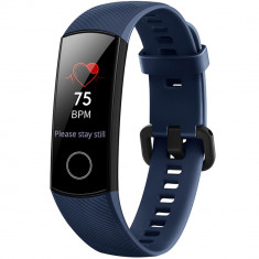 Bratara fitness Huawei Honor Band 4 Crius-B19, AMOLED, Bluetooth, Midnight Navy