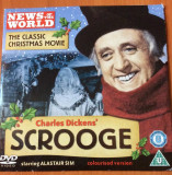 SCROOGE ( Charles Dickens ) 1951  - The Classic Christmas Movie - FILM DVD