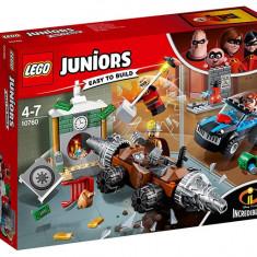 LEGO Juniors - Jaful de la banca cu Subminatorul 10760