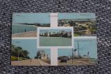 AKVDE19 - Vedere - Constanta - Vedere din port, Digul, Vaporul Traian