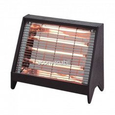 Radiator electric 3 elemente Quartz 1500W SML1050 JU