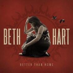 Beth Hart Better Than Home (cd)