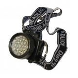 Lanterna de cap Dinggi, 19 x LED, banda elastica