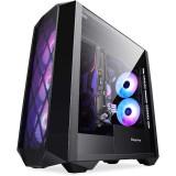 Cumpara ieftin Carcasa Gaming Segotep Argus, USB 3.0, Panou Transparent