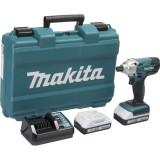 Masina de insurubat cu impact, 1 acumulator, 18V, 1.3Ah, Makita