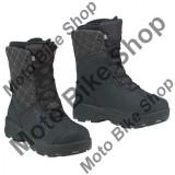 MBS Bocanci/ghete/cizme fete snowmobil/ATV BRP Ski-Doo Tec+ Rec, negru, marimea 37, Cod Produs: 4442412790SK