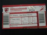 Dinamo Bucuresti-Gaz Metan Medias  (29 octombrie 2010)