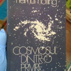 Cosmosul dintr-o privire – Helmut Hofling