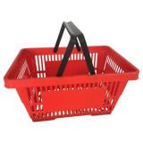 Cos pentru cumparaturi Strend Pro Shopper, 20 L, rosu Mania Tools