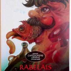 GARGANTUA de FRANCOIS RABELAIS , 2008
