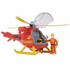 Jucarie Simba Fly Elicopter Fireman Sam