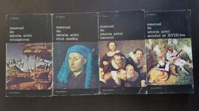 Manual De Istoria Artei - G. Oprescu foto