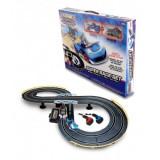 Pista curse cu 2 masinute incluse, Sonic & Shadow