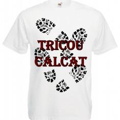 "TRICOU FRUIT OF THE LOOM IMPRIMEU ""CALCAT"""