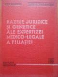 Bazele Juridice Si Genetice Ale Expertizei Medico-legale A Fi - Ion Enescu Moise Terbancea ,285444
