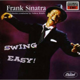 Frank Sinatra Songs For Young Lovers Swings Easy (cd)