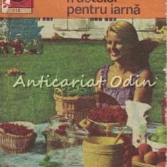 Conservarea Fructelor Pentru Iarna - Natalia Tautu-Stanescu