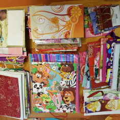 Colectie 105 pungi de cadouri toate marimile (NOI)