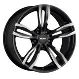 Jante BMW Seria 1 (3 Porte) 8J x 19 Inch 5X120 et30 - Mak Luft Ice Black - pret / buc