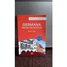 GERMANA PENTRU INCEPATORI - MAXIM POPP