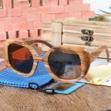 Ochelari de soare din lemn Bobo Bird dama Wooden Lux, Femei