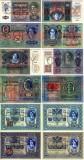 REPRODUCERI lot 6 emisiunea  1919 Romania • Austro-Hungarian krone